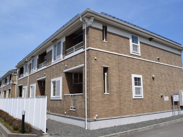 アパート 屋根塗装